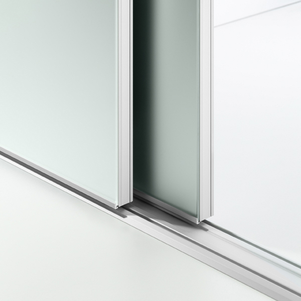 система HELIODOR: профиль 25-7360, стекло